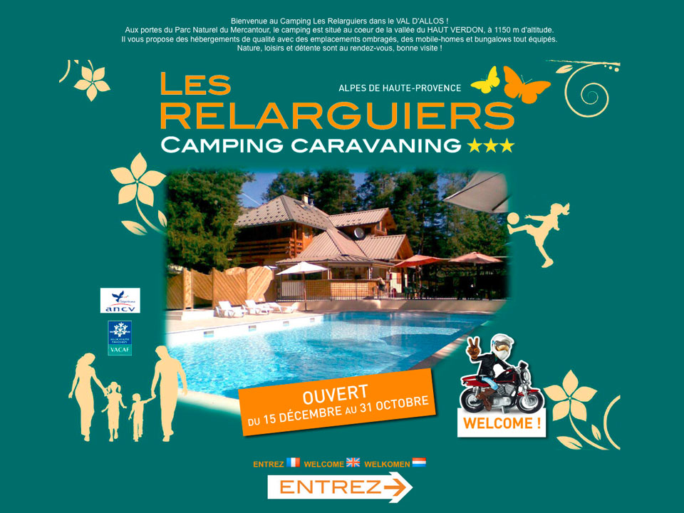 Camping Les Relarguiers
